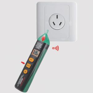 Безконтактен фазомер с инфрачервен термометър MS6580B
