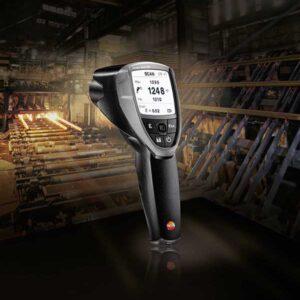 Безконтактен и контактен термометър testo 835-T2
