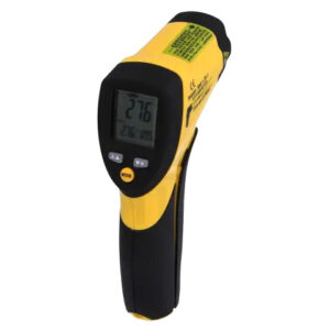 Термометър инфрачервен AX-7531, – 50 °C до 800 °C, D:S 20:1